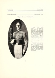 Page 43, 1905 Edition, Virginia Military Institute - Bomb Yearbook (Lexington, VA) online yearbook collection
