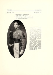 Page 47, 1905 Edition, Virginia Military Institute - Bomb Yearbook (Lexington, VA) online yearbook collection