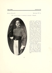 Page 49, 1905 Edition, Virginia Military Institute - Bomb Yearbook (Lexington, VA) online yearbook collection