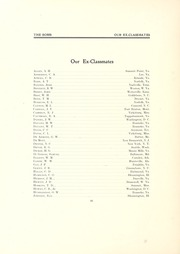 Page 52, 1905 Edition, Virginia Military Institute - Bomb Yearbook (Lexington, VA) online yearbook collection