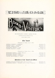 Page 15, 1914 Edition, Virginia Military Institute - Bomb Yearbook (Lexington, VA) online yearbook collection