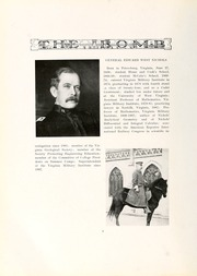 Page 16, 1914 Edition, Virginia Military Institute - Bomb Yearbook (Lexington, VA) online yearbook collection