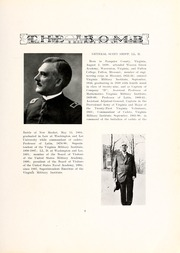 Page 17, 1914 Edition, Virginia Military Institute - Bomb Yearbook (Lexington, VA) online yearbook collection