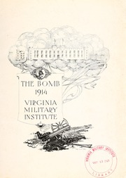 Page 9, 1914 Edition, Virginia Military Institute - Bomb Yearbook (Lexington, VA) online yearbook collection