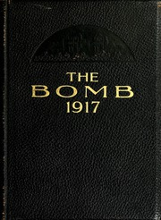 1917 Edition, Virginia Military Institute - Bomb Yearbook (Lexington, VA)