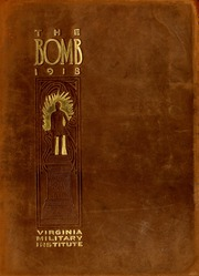 Page 1, 1918 Edition, Virginia Military Institute - Bomb Yearbook (Lexington, VA) online yearbook collection