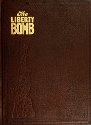 1919 Edition, Virginia Military Institute - Bomb Yearbook (Lexington, VA)