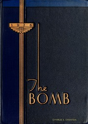 Page 1, 1936 Edition, Virginia Military Institute - Bomb Yearbook (Lexington, VA) online yearbook collection