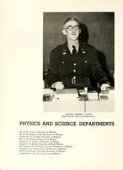 Page 20, 1953 Edition, Virginia Military Institute - Bomb Yearbook (Lexington, VA) online yearbook collection