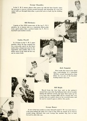 Page 205, 1953 Edition, Virginia Military Institute - Bomb Yearbook (Lexington, VA) online yearbook collection