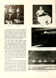 Page 208, 1953 Edition, Virginia Military Institute - Bomb Yearbook (Lexington, VA) online yearbook collection
