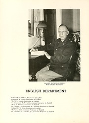 Page 22, 1953 Edition, Virginia Military Institute - Bomb Yearbook (Lexington, VA) online yearbook collection