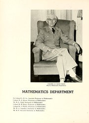 Page 24, 1953 Edition, Virginia Military Institute - Bomb Yearbook (Lexington, VA) online yearbook collection
