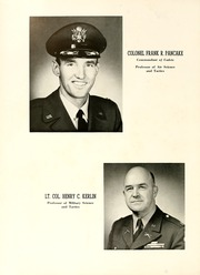 Page 28, 1953 Edition, Virginia Military Institute - Bomb Yearbook (Lexington, VA) online yearbook collection