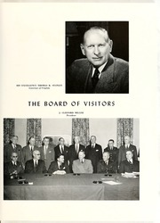 Page 15, 1955 Edition, Virginia Military Institute - Bomb Yearbook (Lexington, VA) online yearbook collection