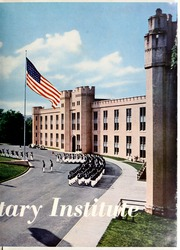 Page 7, 1955 Edition, Virginia Military Institute - Bomb Yearbook (Lexington, VA) online yearbook collection