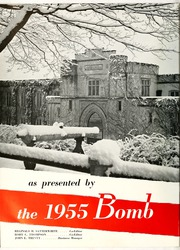 Page 8, 1955 Edition, Virginia Military Institute - Bomb Yearbook (Lexington, VA) online yearbook collection