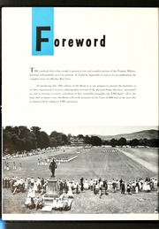 Page 10, 1960 Edition, Virginia Military Institute - Bomb Yearbook (Lexington, VA) online yearbook collection