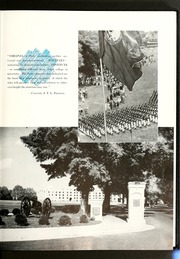 Page 13, 1960 Edition, Virginia Military Institute - Bomb Yearbook (Lexington, VA) online yearbook collection