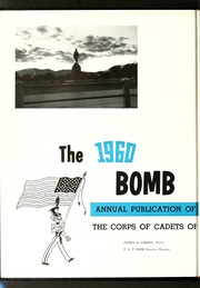 Page 6, 1960 Edition, Virginia Military Institute - Bomb Yearbook (Lexington, VA) online yearbook collection