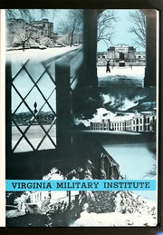 Page 7, 1960 Edition, Virginia Military Institute - Bomb Yearbook (Lexington, VA) online yearbook collection