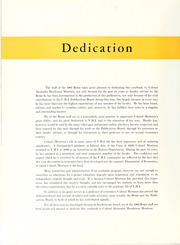 Page 12, 1962 Edition, Virginia Military Institute - Bomb Yearbook (Lexington, VA) online yearbook collection