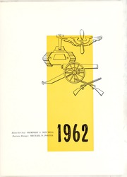 Page 5, 1962 Edition, Virginia Military Institute - Bomb Yearbook (Lexington, VA) online yearbook collection