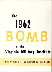 Page 6, 1962 Edition, Virginia Military Institute - Bomb Yearbook (Lexington, VA) online yearbook collection