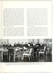 Page 11, 1963 Edition, Virginia Military Institute - Bomb Yearbook (Lexington, VA) online yearbook collection