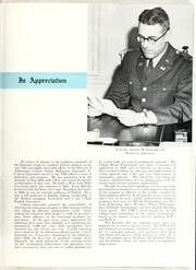Page 13, 1963 Edition, Virginia Military Institute - Bomb Yearbook (Lexington, VA) online yearbook collection