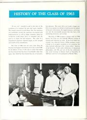 Page 16, 1963 Edition, Virginia Military Institute - Bomb Yearbook (Lexington, VA) online yearbook collection