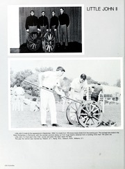 Page 292, 1981 Edition, Virginia Military Institute - Bomb Yearbook (Lexington, VA) online yearbook collection