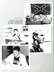 Page 296, 1981 Edition, Virginia Military Institute - Bomb Yearbook (Lexington, VA) online yearbook collection