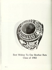 Page 432, 1983 Edition, Virginia Military Institute - Bomb Yearbook (Lexington, VA) online yearbook collection