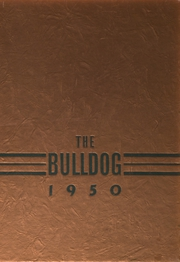 Page 1, 1950 Edition, Talent High School - Bulldog Yearbook (Talent, OR) online yearbook collection