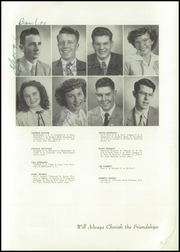 Page 11, 1950 Edition, Talent High School - Bulldog Yearbook (Talent, OR) online yearbook collection