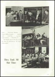 Page 15, 1950 Edition, Talent High School - Bulldog Yearbook (Talent, OR) online yearbook collection