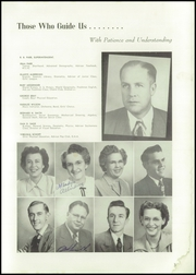Page 7, 1950 Edition, Talent High School - Bulldog Yearbook (Talent, OR) online yearbook collection