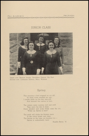 Page 21, 1939 Edition, Tillamook Catholic High School - Academic Yearbook (Tillamook, OR) online yearbook collection
