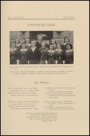 Page 29, 1939 Edition, Tillamook Catholic High School - Academic Yearbook (Tillamook, OR) online yearbook collection