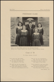 Page 34, 1939 Edition, Tillamook Catholic High School - Academic Yearbook (Tillamook, OR) online yearbook collection