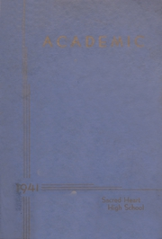 Page 1, 1941 Edition, Tillamook Catholic High School - Academic Yearbook (Tillamook, OR) online yearbook collection