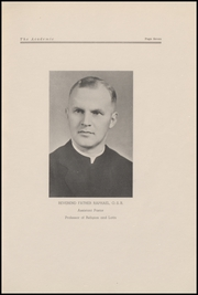 Page 11, 1941 Edition, Tillamook Catholic High School - Academic Yearbook (Tillamook, OR) online yearbook collection