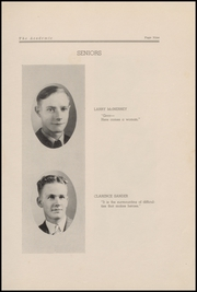 Page 15, 1941 Edition, Tillamook Catholic High School - Academic Yearbook (Tillamook, OR) online yearbook collection