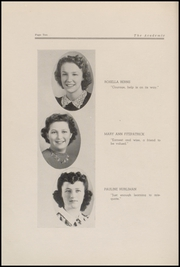 Page 16, 1941 Edition, Tillamook Catholic High School - Academic Yearbook (Tillamook, OR) online yearbook collection