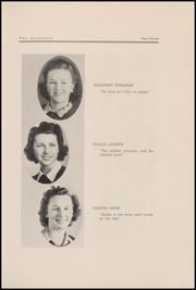 Page 17, 1941 Edition, Tillamook Catholic High School - Academic Yearbook (Tillamook, OR) online yearbook collection
