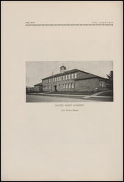 Page 8, 1942 Edition, Tillamook Catholic High School - Academic Yearbook (Tillamook, OR) online yearbook collection