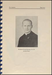 Page 11, 1948 Edition, Tillamook Catholic High School - Academic Yearbook (Tillamook, OR) online yearbook collection