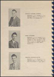 Page 16, 1948 Edition, Tillamook Catholic High School - Academic Yearbook (Tillamook, OR) online yearbook collection