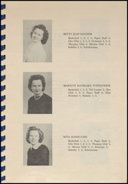 Page 17, 1948 Edition, Tillamook Catholic High School - Academic Yearbook (Tillamook, OR) online yearbook collection